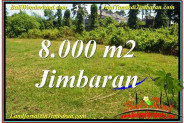 Magnificent PROPERTY LAND IN JIMBARAN FOR SALE TJJI109