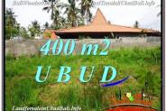 Beautiful PROPERTY 400 m2 LAND SALE IN Sentral Ubud TJUB585