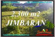 Magnificent LAND IN Jimbaran Ungasan BALI FOR SALE TJJI117