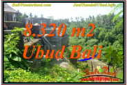 Magnificent PROPERTY Sentral / Ubud Center 8,320 m2 LAND FOR SALE TJUB635