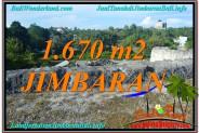 Beautiful PROPERTY 1,670 m2 LAND SALE IN Jimbaran Ungasan BALI TJJI116