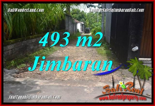 FOR SALE Magnificent PROPERTY 493 m2 LAND IN JIMBARAN TJJI125