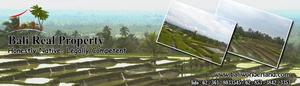 Exotic PROPERTY 2,600 m2 LAND SALE IN UBUD BALI TJUB491