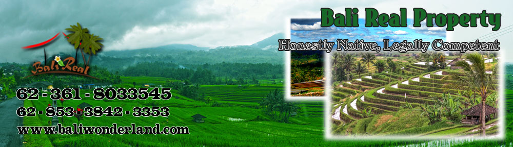 Magnificent 600 m2 LAND FOR SALE IN TABANAN TJTB344